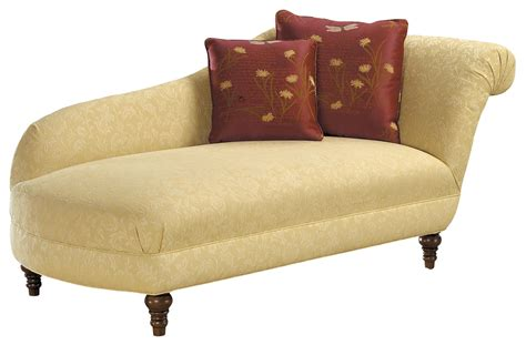 traditional chaise fairfield sofa accents traditional styled lounge chaise