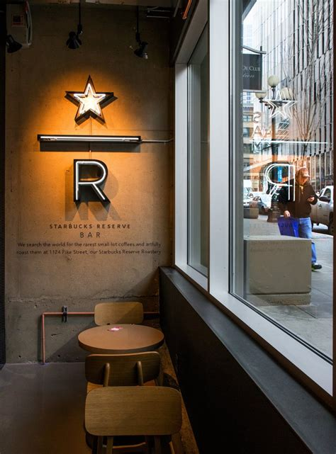 starbucks  reserve bars push high  coffee