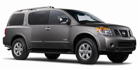 2008 Nissan Armada Reviews by 2008 Nissan Armada Safety Review And Crash Test Ratings