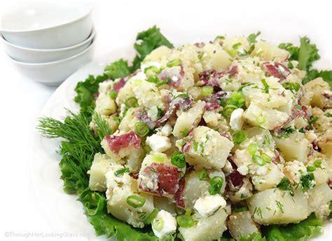 heat of the summer potato salad recipe beachpeach 6 mayo less potato salad recipes for the mayonnaise haters