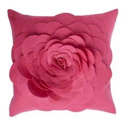 Cushion With Photo Half Price 3d Flower Felt Cushions At Debenhams Cosy