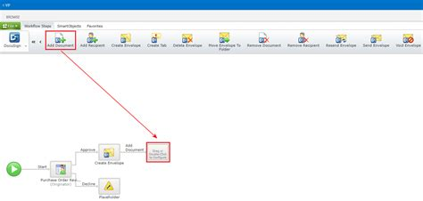 docusign workflow how to create a workflow with docusign events