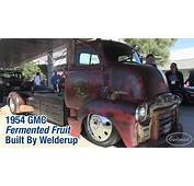 Fermented Fruit  Crazy 1954 GMC Cabover Truck From
