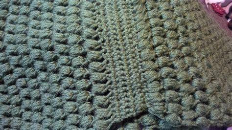 knit puff stitch puff stitch cowl headband craft patterns and projects