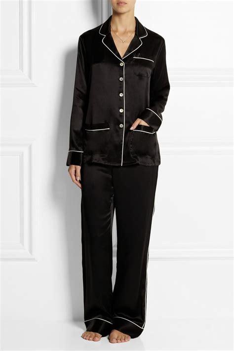 Set Choco Black 17 best ideas about satin pajama sets on