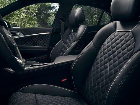 Genesis Auto Upholstery by 2019 Genesis G70