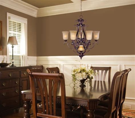 Dining Room Table Light Dining Room Lighting How To Find The Right Size Fixture For Your Space