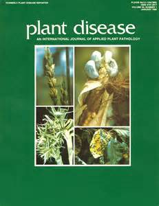 Journal Of Plant Disease - the 100 year history of aps