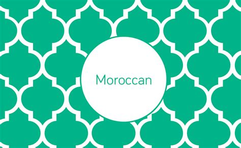 moroccan pattern history back to the future patterns then and now blog furnish