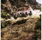 Takupon0816 Nissan Datsun Violet Rally 1981 Diorama