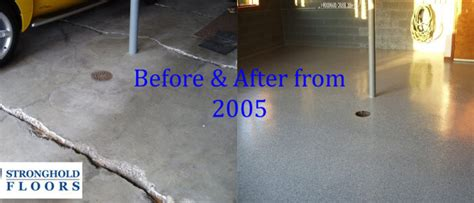 Garage Floor Paint Before And After Epoxy Poly Garage Floor Coating Archives Page 4 Of 5