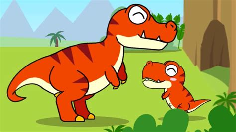 dinosurs for kids baby panda dinosaur planet kids learn about dinosaurs educational videos for kids a b