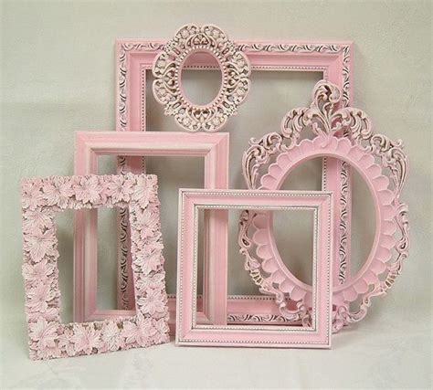 best 20 shabby chic picture frames ideas on pinterest