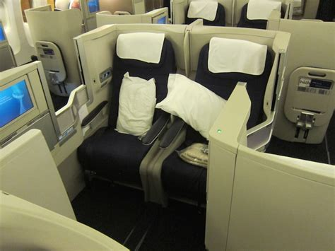 airways new business class seat patent one mile