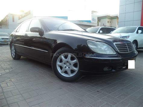 1999 Mercedes S500 by Mercedes S Class S500 1999 For Sale In Karachi