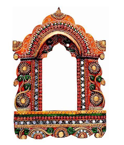 How To Make Paper Handicraft - hastkriti glossy wooden handicraft paper mache medium
