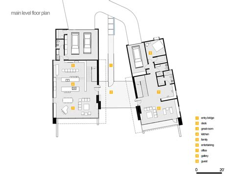 parts of a floor plan architecture photography main floor plan 88160