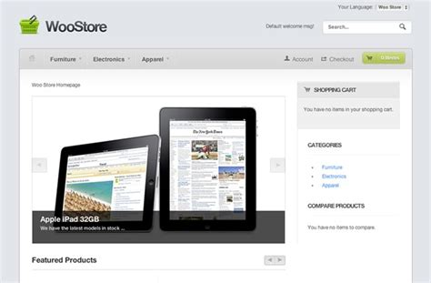 woostore themes sites of the week 129