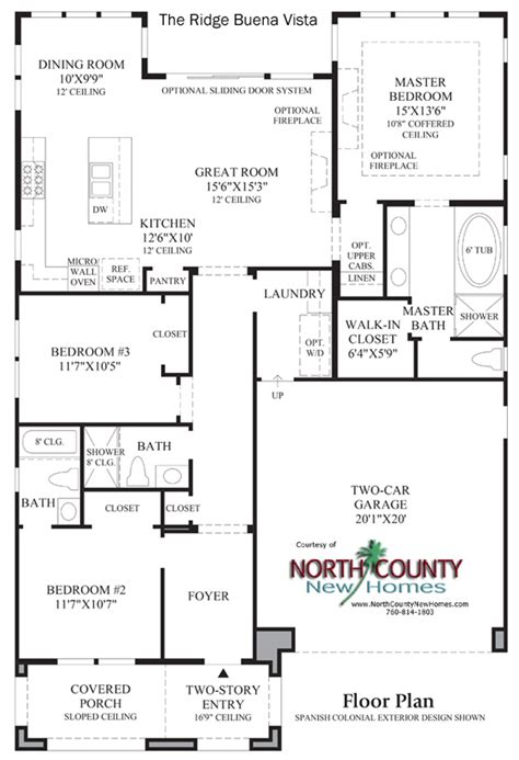 robertson 100 floor plan the ridge at robertson ranch floor plans new homes in