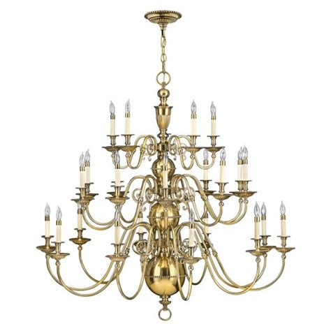 In Style Chandeliers Large 25 Light Flemish Chandelier On Decorative Solid Gold
