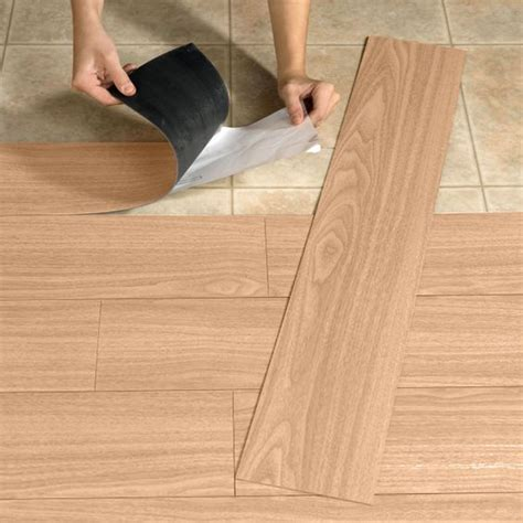 Peel And Stick Vinyl Plank Flooring Reviews by Plank Flooring Furniture Decor And Planks On
