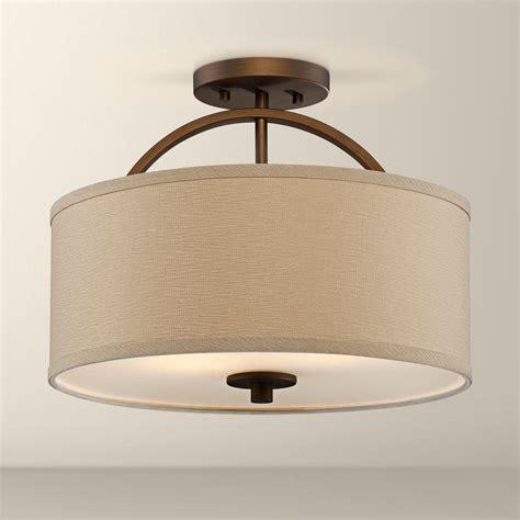 clearly modern semi flush ceiling light semi flush ceiling light shades l lighting beautiful