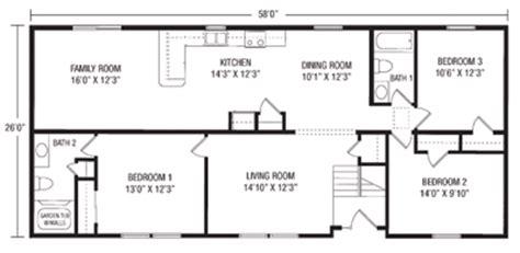 u and u modular homes raised ranch floorplans u and u modular homes raised ranch floorplans