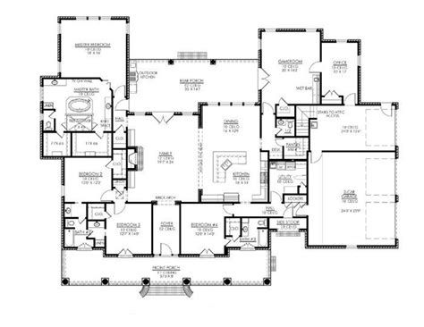 house plans with media room 155 best images about floor plans on pinterest monster