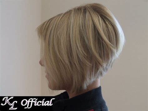 bad stacked bob haircut long in back t 32 best time for a hair cut images on pinterest short