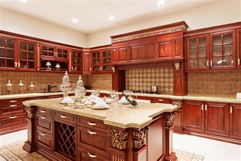 Luxury Kitchen Cabinets Design 124 Custom Luxury Kitchen Designs Part 1