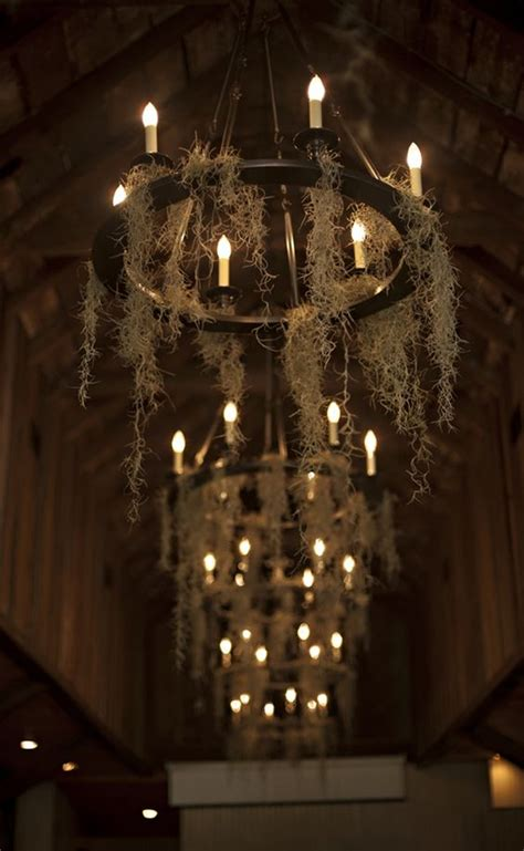 Air Plant Chandelier 36 Ideas To Throw A Wedding With Style Weddingomania