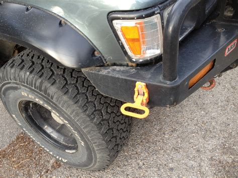 swing out spare tire carrier pickup swing out spare tire carrier yotatech forums