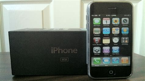 iphone  st gen gb unboxing hd youtube