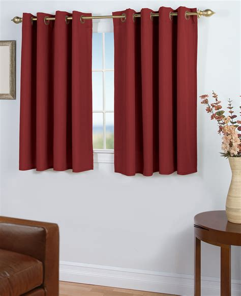 40 inch long window curtains 45 inch long curtains thecurtainshop com