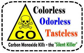 Must Have Household Items blog carbon monoxide poisoning