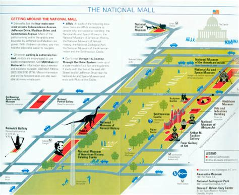 washington dc map smithsonian smithsonian institute building images