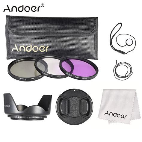 Filter Kit Uv Cpl Fld 58mm aliexpress buy andoer 58mm filter kit uv cpl fld