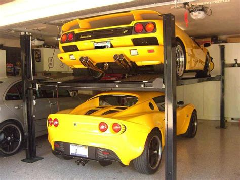garage automobile garage affordable car lift for garage design car lift for