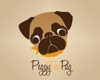 pug logo top 47 ideas about pugs on baby and pug dogs