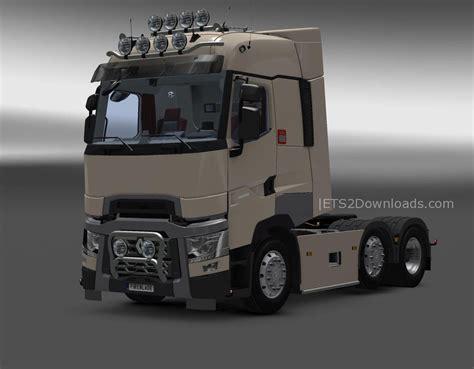 renault truck interior renault t interior v6 0 ets2