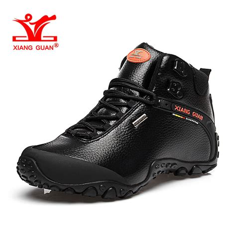 high top climbing shoes xiangguan hiking shoes for high top trekking