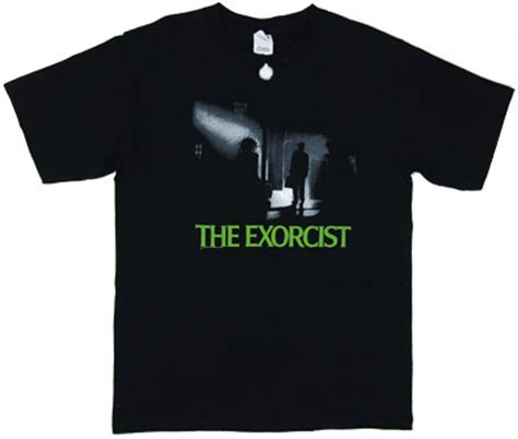 T Shirt Exorcist the shop is closed