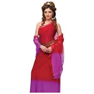Sexy womens roman greek goddess toga queen costume rakuten com
