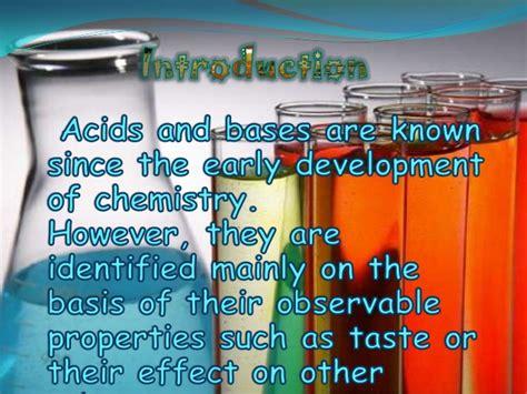 Ppt Presentation On Acids Bases And Salts Ppt Of Acid