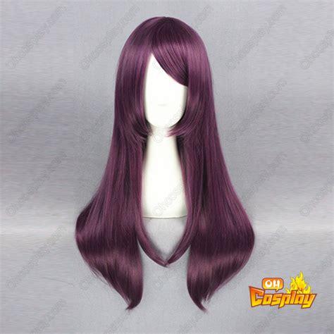 Wig Base Purple Wig Rize tokyo ghoul rize kamishiro purple wig