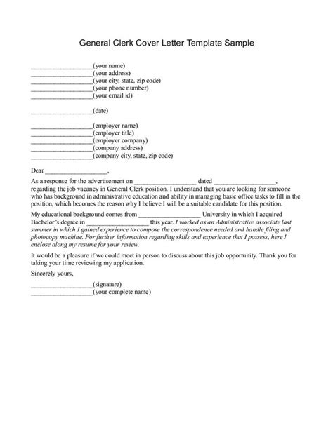 cover letter ward clerk 11 best college student resume images on