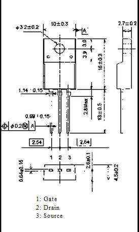 transistor mosfet k10a60d k10a60d lichtschalter beschriftung