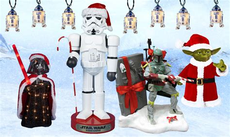 star wars christmas lights my 5 favorite star wars christmas decorations