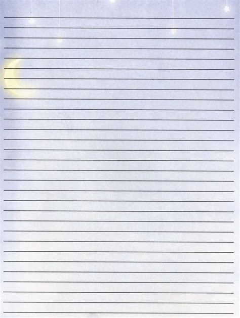 moon writing paper moon stationary for adults writing