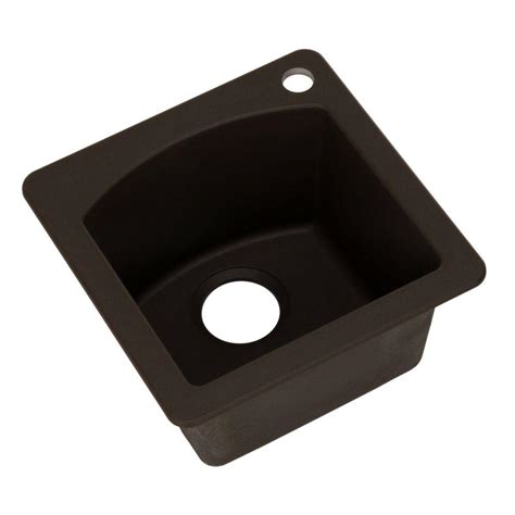 Blanco Bar Sinks by Blanco Dual Mount Granite Composite 15 In 1